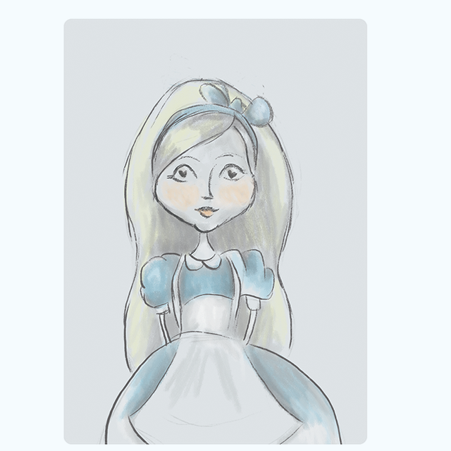 Alice Character Study